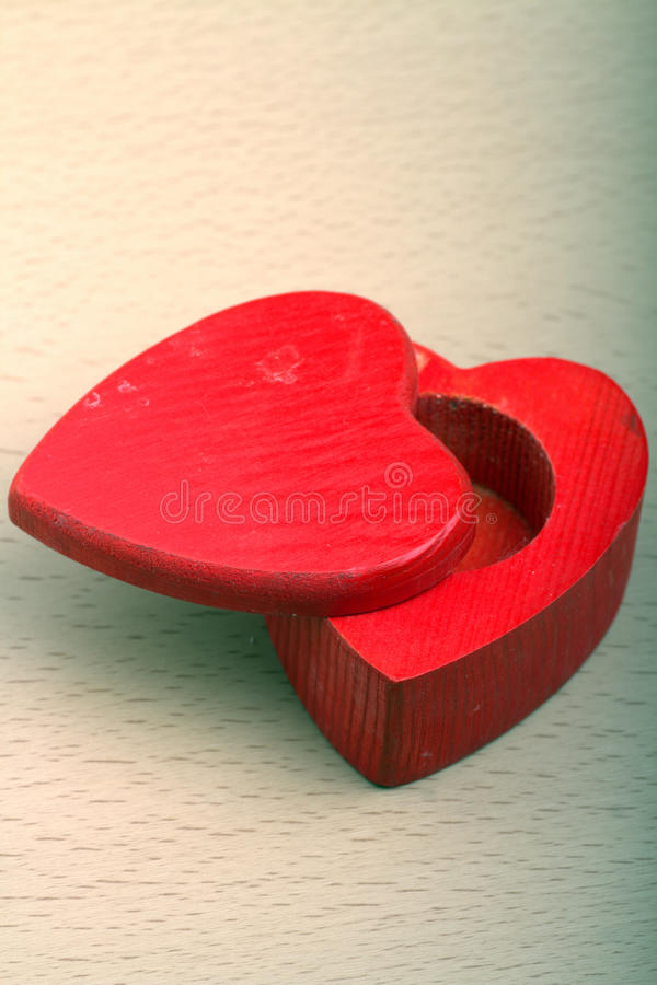 Download Heart Shaped Box stock image. Image of object, valentine - 25705713