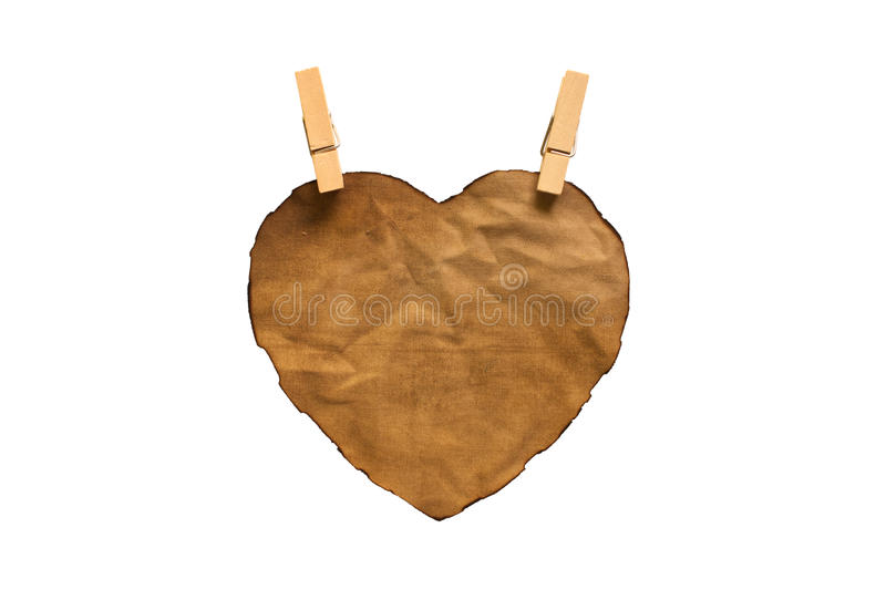Download Heart-shaped cloth stock image. Image of holiday, clothing - 24214339
