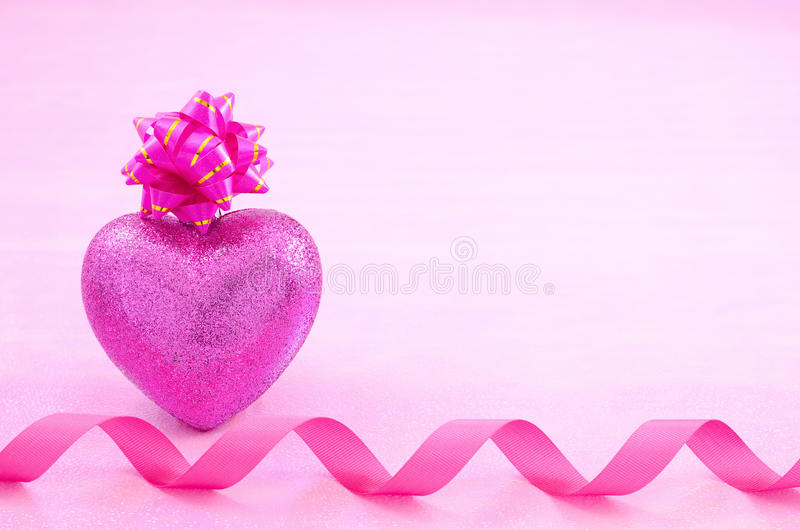 Download Heart shaped gift stock image. Image of congratulate - 28259669