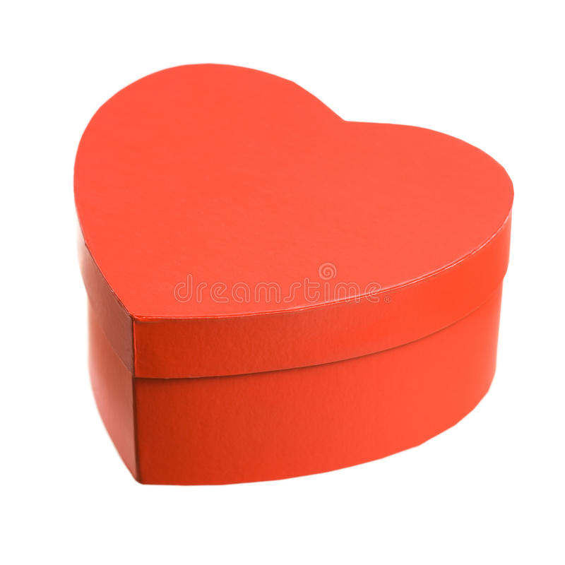 Download Heart Shaped Gift Box. Stock Photography - Image: 28087412