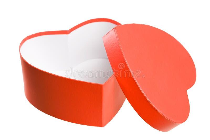Heart Shaped Gift Box. Stock Photo - Image: 28087420