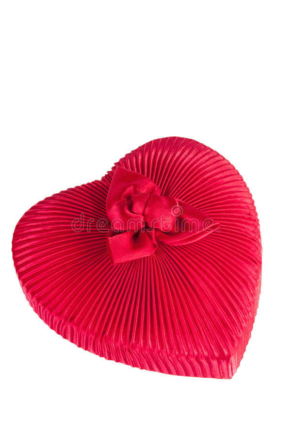 Download Heart shaped Gift Box stock image. Image of background - 28918405