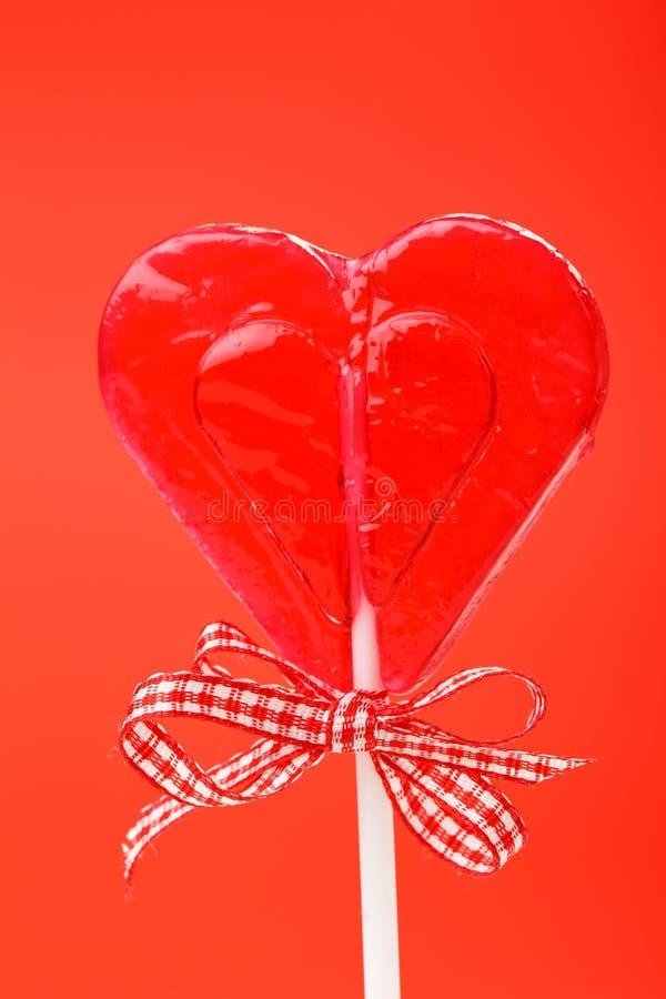 Download Heart shaped lollipop stock image. Image of love, shape - 17401541