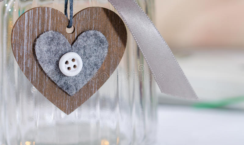Heart shaped. Valentines day symbol royalty free stock photo
