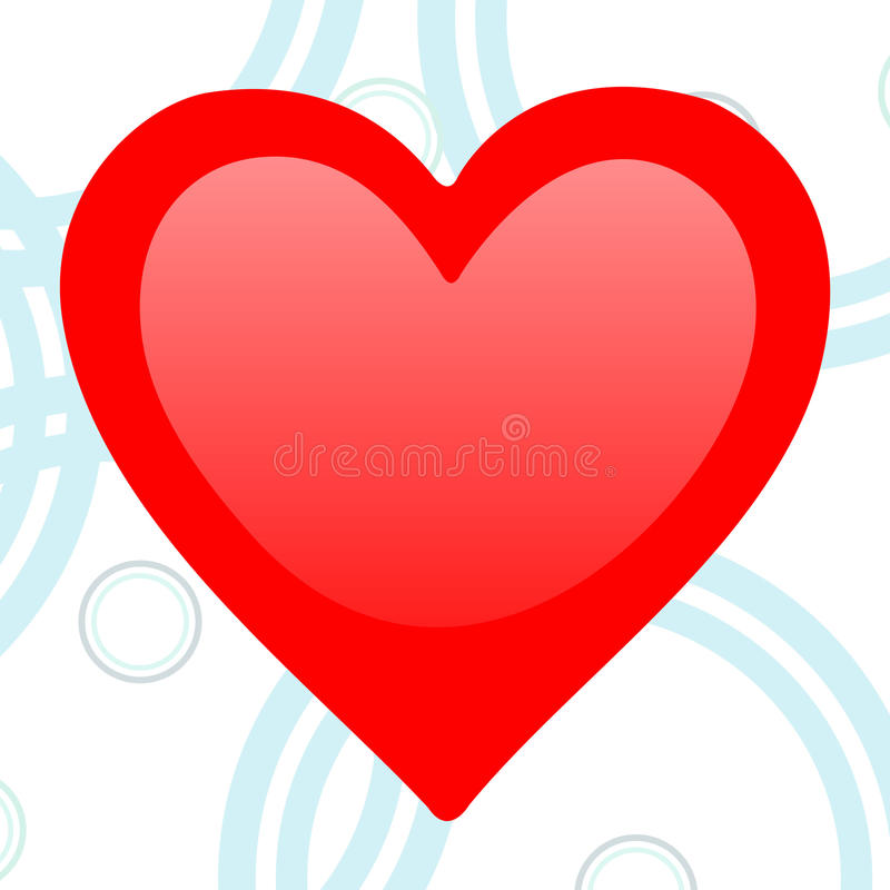 Download Heart special stock vector. Image of heart, image, pink - 13361517