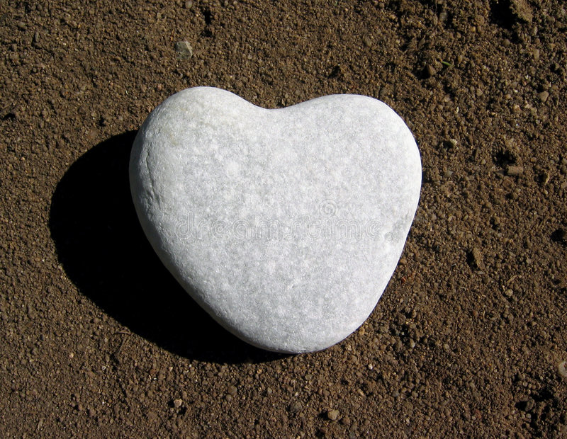Download Heart of stone stock image. Image of heart, natural, shape - 190155