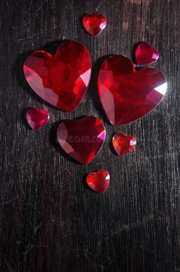 Download Heart Stones stock image. Image of jewel, expensive, dark - 22800633