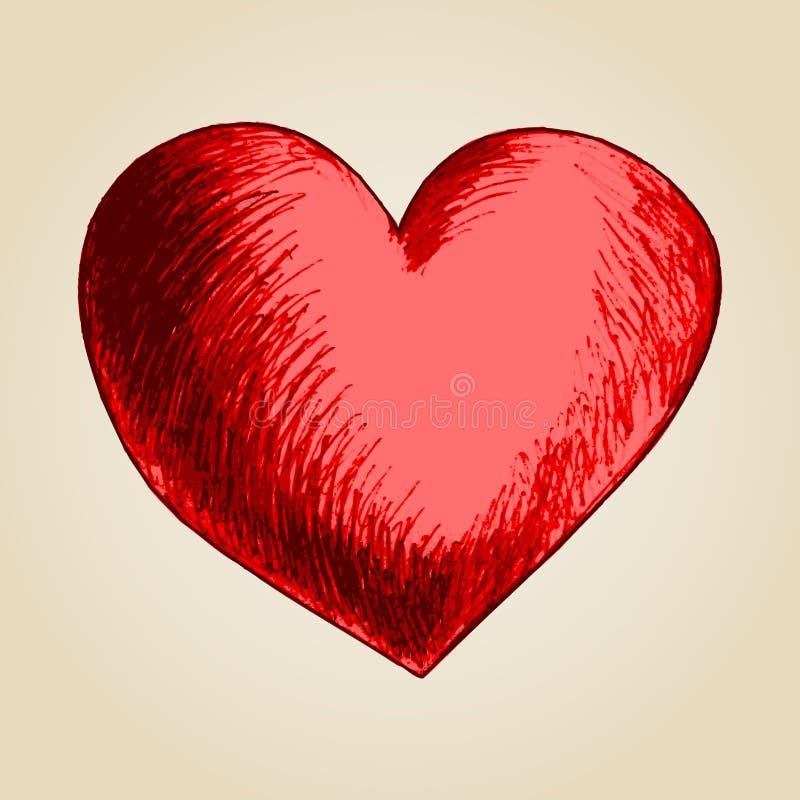 Heart Symbol vector illustration