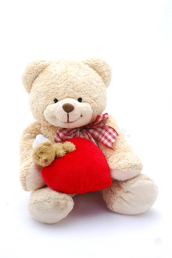 Download Heart Teddy Bear Stock Images - Image: 8202164