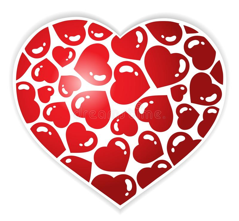 Download Heart theme image 1 stock vector. Image of ornament, love - 22972797