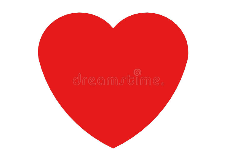 Heart valentine for happy day royalty free stock photo