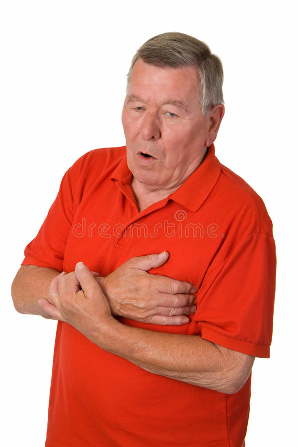 Heartache stock photo
