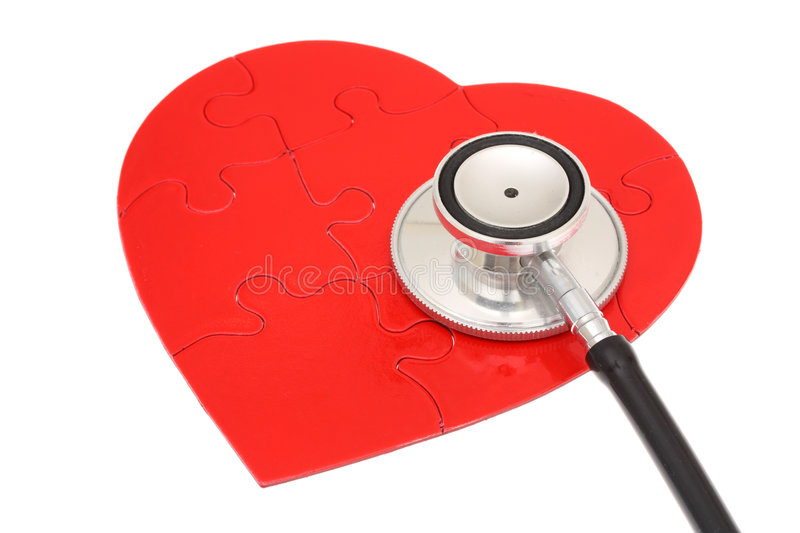 Heartbeat royalty free stock photography