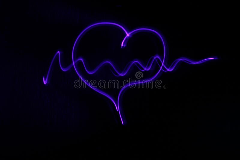 The Heartbeat stock photography