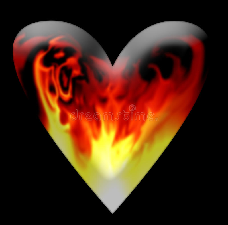 Heartburn Royalty Free Stock Photo