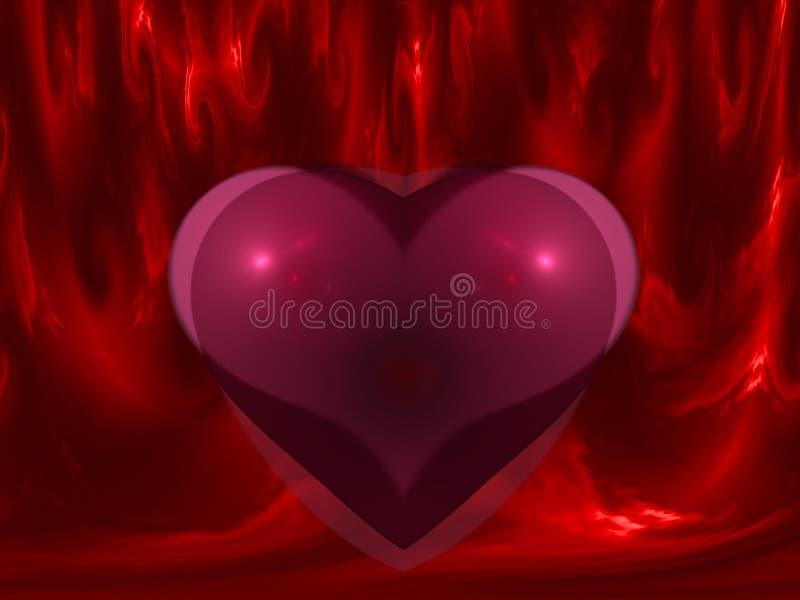 heartburn иллюстрация вектора
