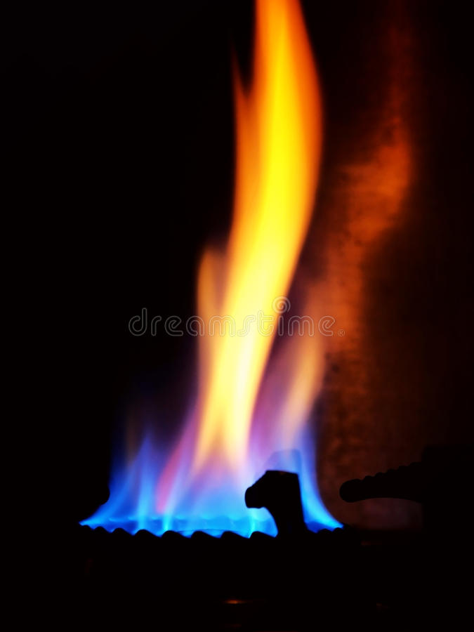 Download Hearth Fire stock photo. Image of scintillation, heat - 27022582