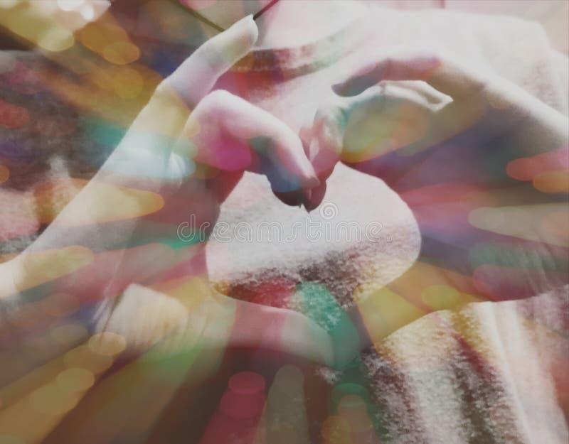 Hearthand στοκ φωτογραφία με δικαίωμα ελεύθερης χρήσης