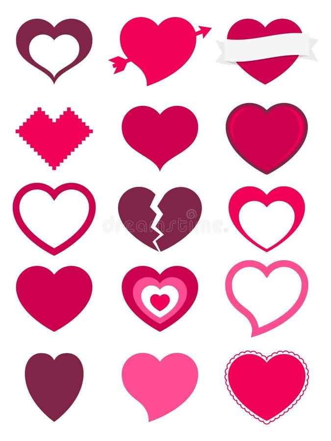 Free Hearts Royalty Free Stock Image - 23119676