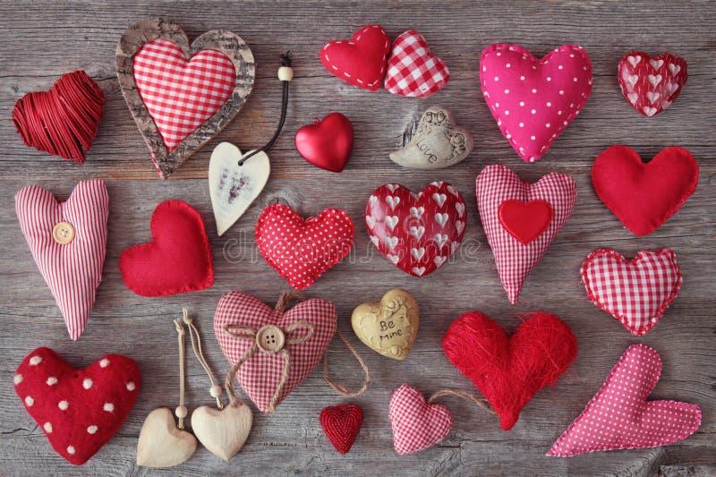 Hearts royalty free stock photography