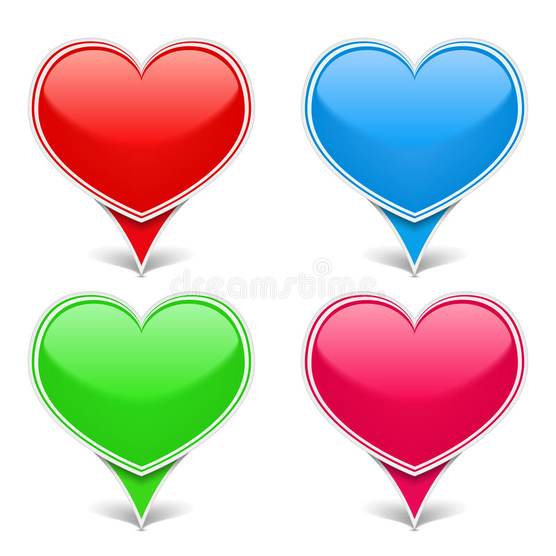 Download Hearts Royalty Free Stock Photography - Image: 28239177