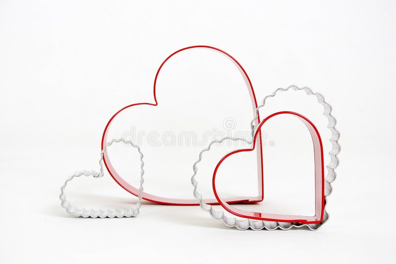 Download Hearts stock image. Image of holidays, many, valentine - 502029