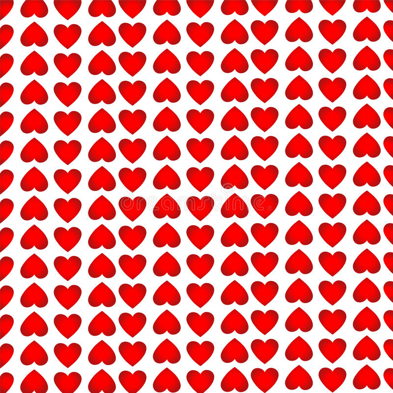 Download Hearts background stock vector. Image of passion, render - 36602913