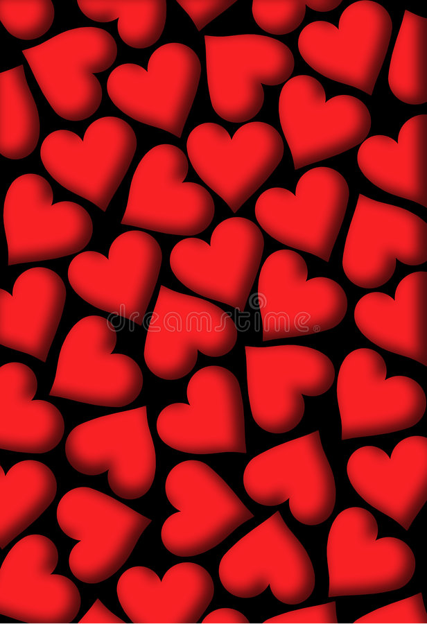 Hearts heart royalty free stock photos