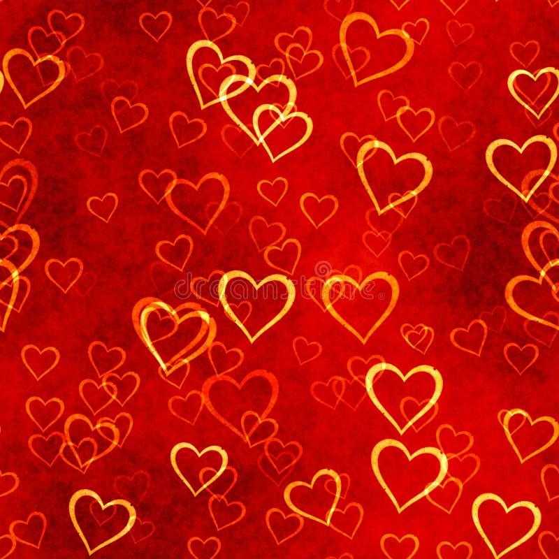 Hearts illustration vector illustration