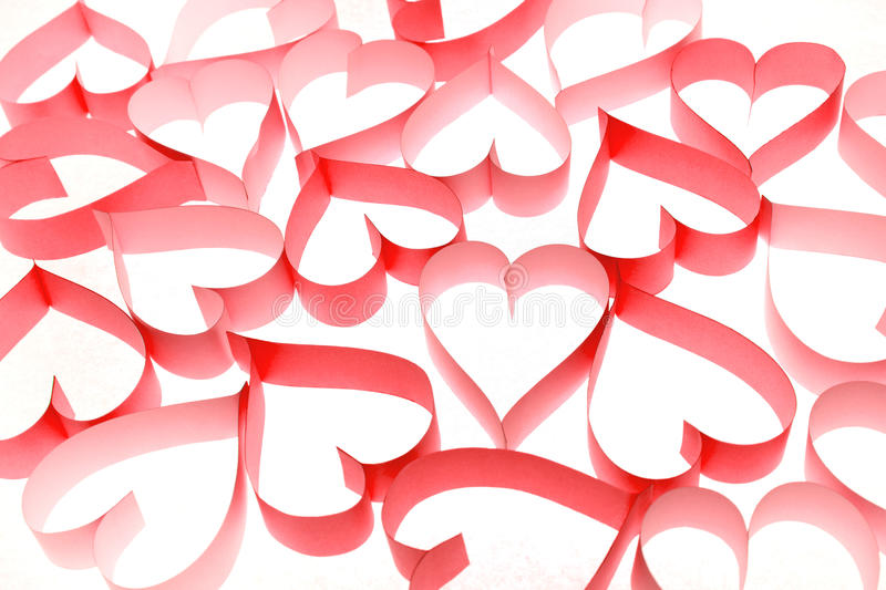 Download Hearts pattern stock image. Image of paper, background - 17955177