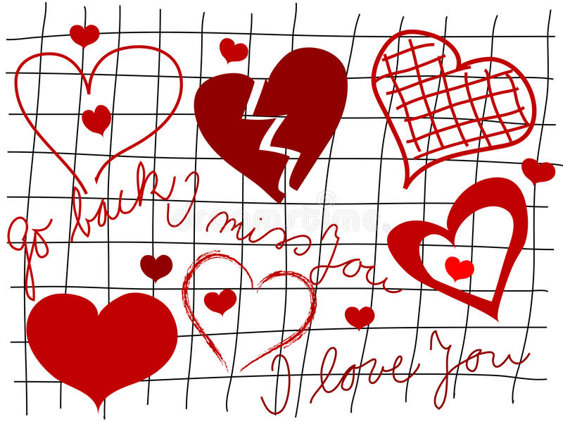 Download Hearts Stock Photo - Image: 31274490