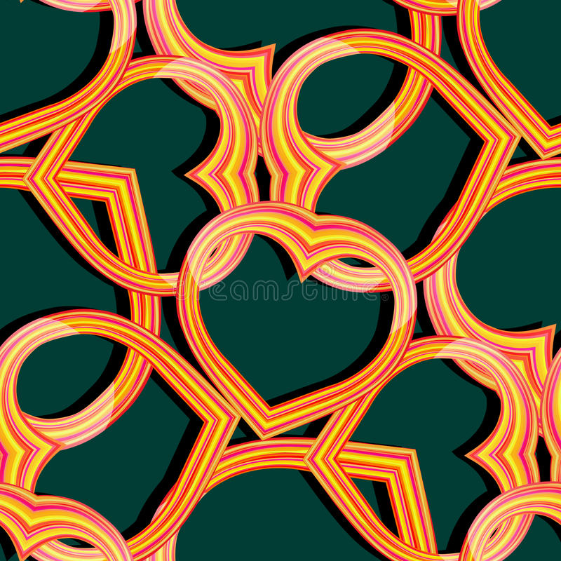 Download Hearts Seamless Pattern Stock Images - Image: 24603464