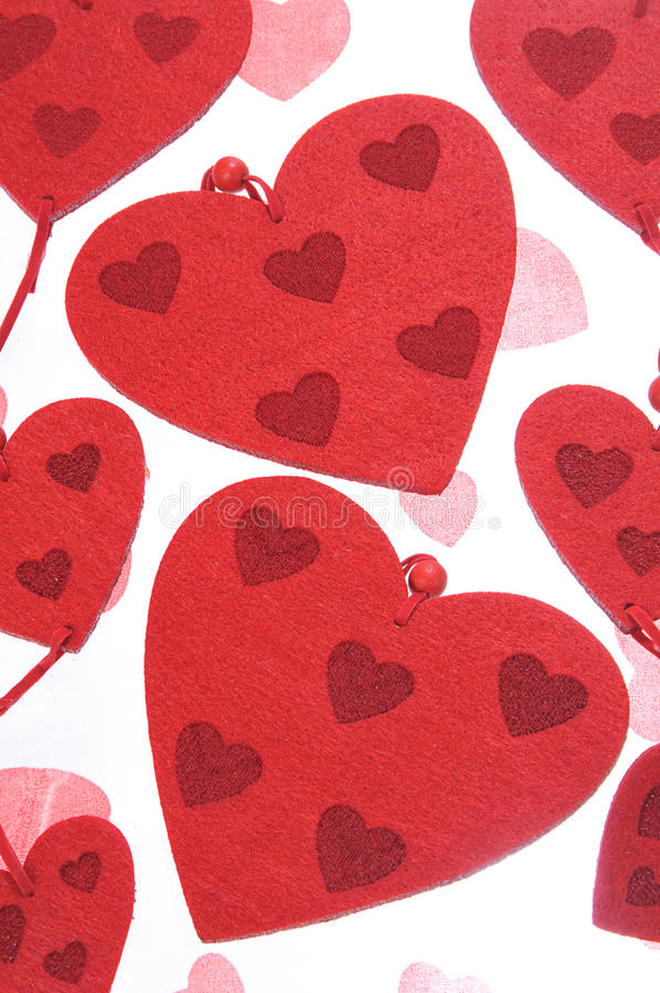Download Hearts Symbols stock image. Image of symbol, valentine - 12562823