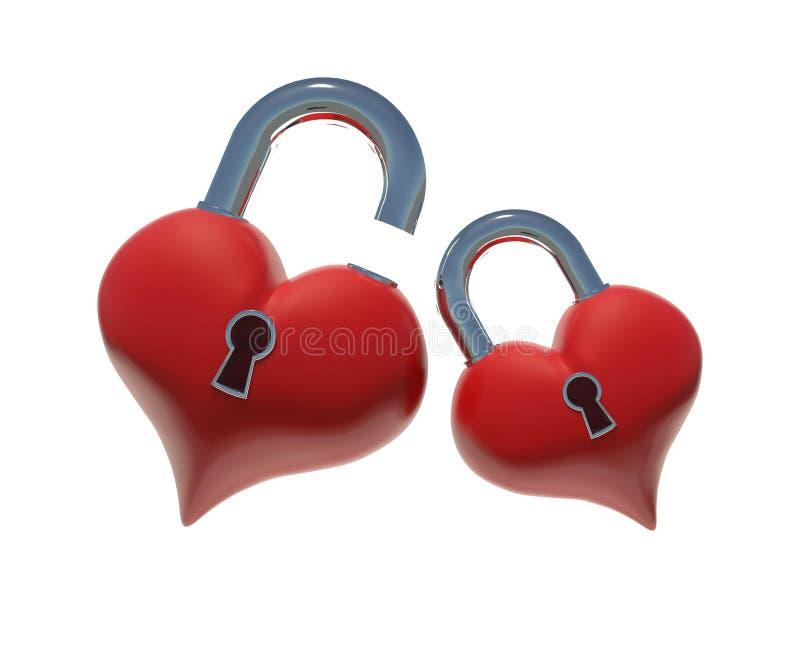 Hearts unlock