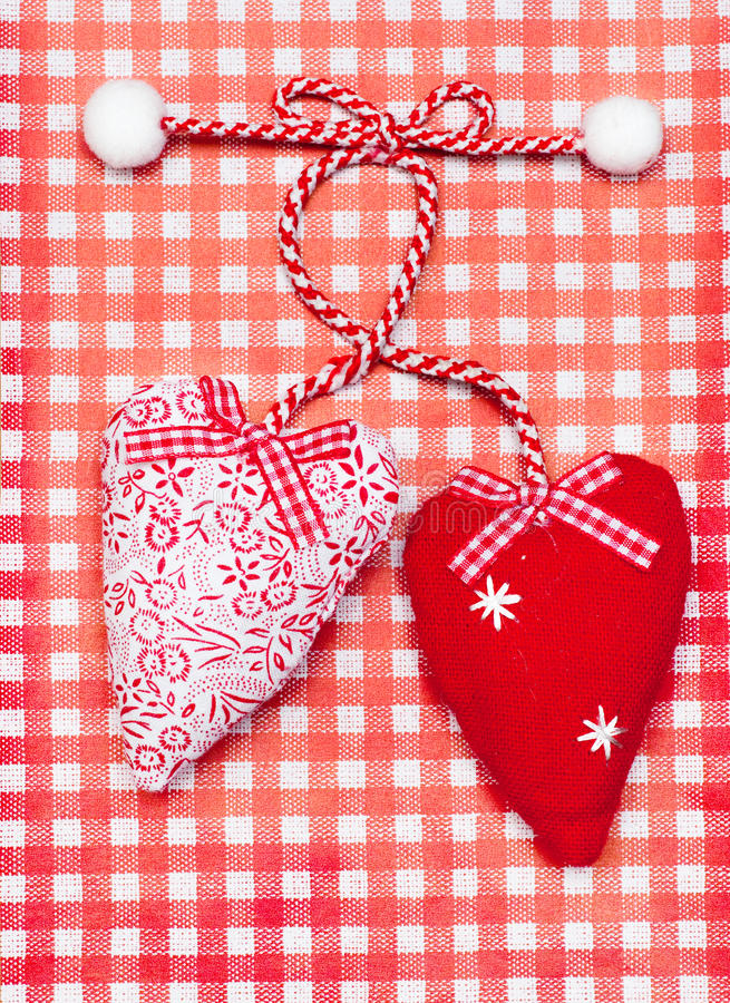 Download Hearts for Valentine's day stock photo. Image of christmas - 22963682