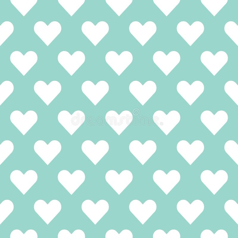 Hearts for Valentine s Day. Romantic feeling and love royalty free illustration