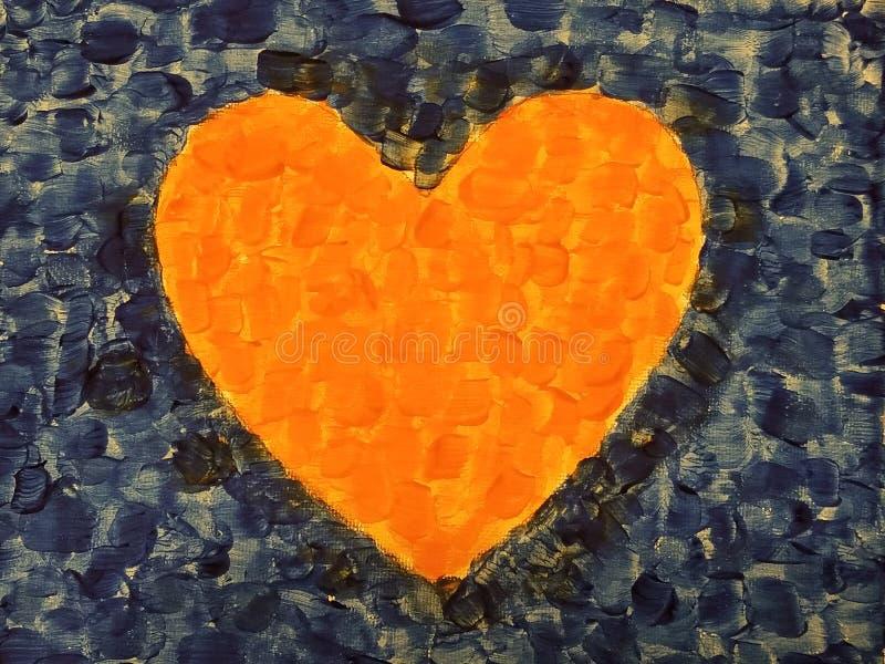 Heartwork fotografía de archivo