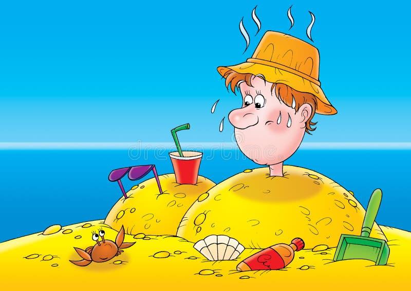 Download Heat stock illustration. Illustration of comics, children - 3017135