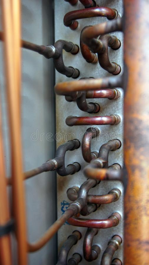 Download Heat Exchanger stock photo. Image of tube, surface, metallic - 102715454