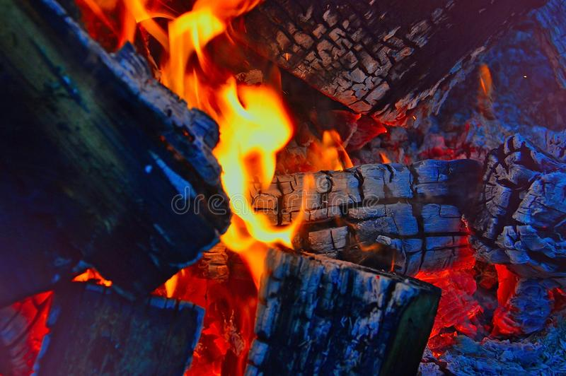 Heat, Flame, Fire, Campfire royalty free stock image