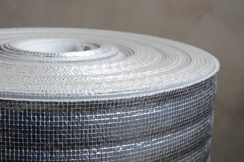 Download Heat insulation stock photo. Image of lightweight, roll - 8034978