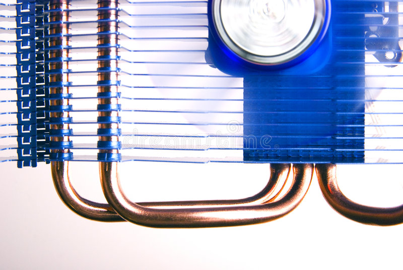 Download Heat sink stock photo. Image of sink, close, pipe, airflow - 9014384