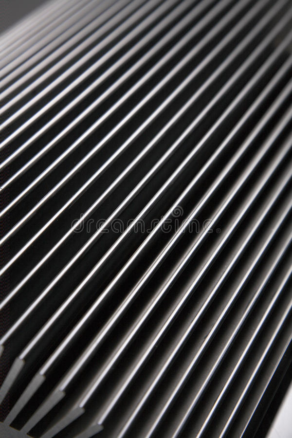 Download Heat Sink detail stock image. Image of electronic, chip - 9984495