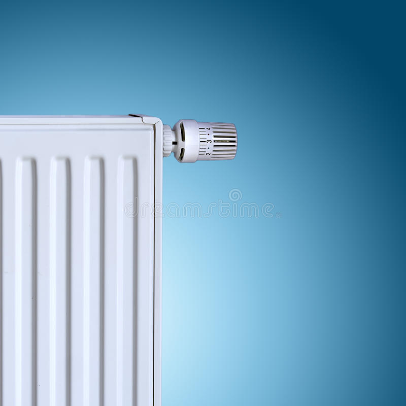 Download Heater with thermostat stock image. Image of thermostat - 20812431