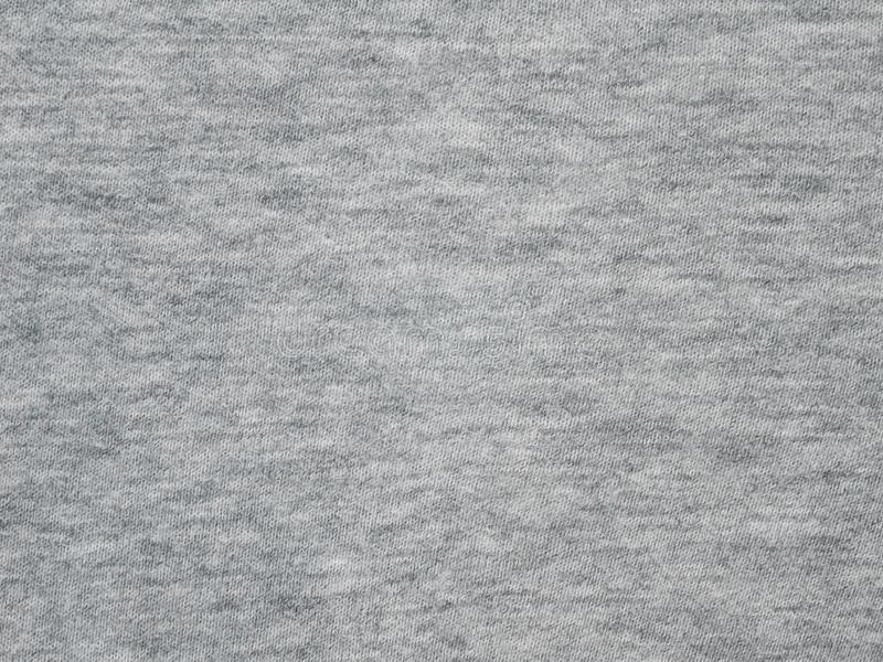 Heather gray cotton fabric texture stock images