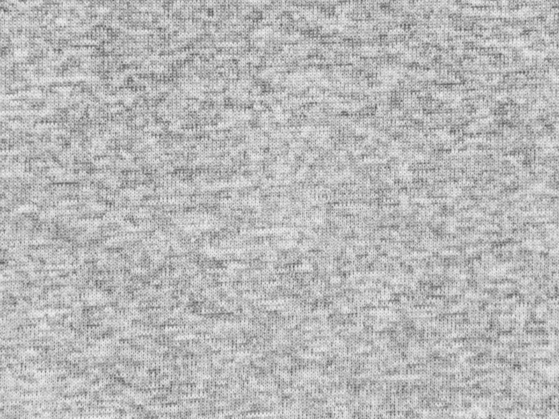Heather gray polyester active wear fabric texture royalty free stock photo