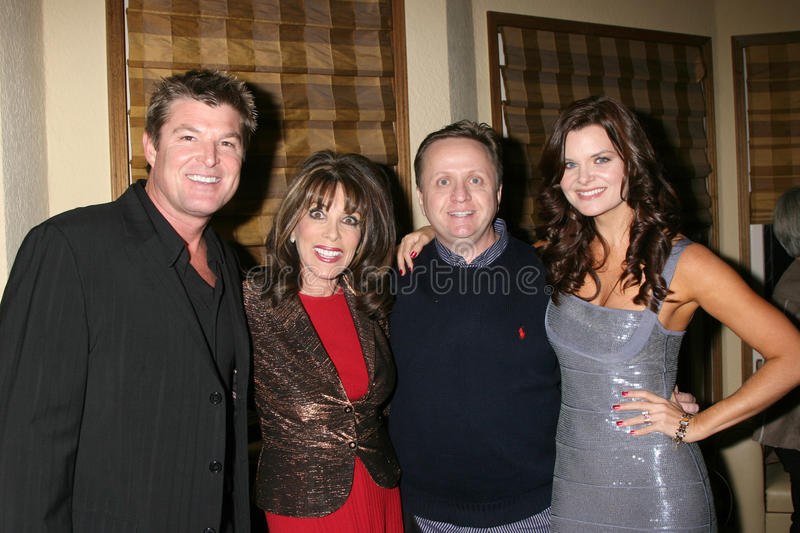Download Heather Tom, Kate Linder, Michael Maloney, Winsor Harmon Editorial Stock Photo - Image: 20854603