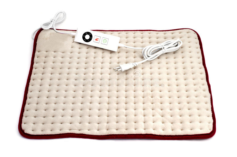 Heating pad royalty free stock images