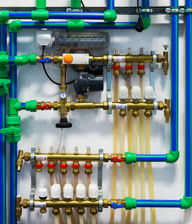 Download Heating system stock photo. Image of pipeline, fuel, hoses - 30875594