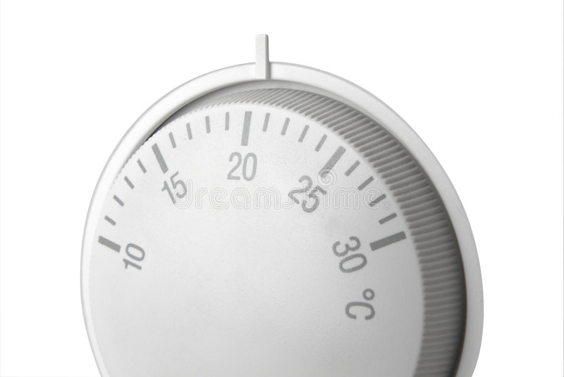 Heating thermostat stock images